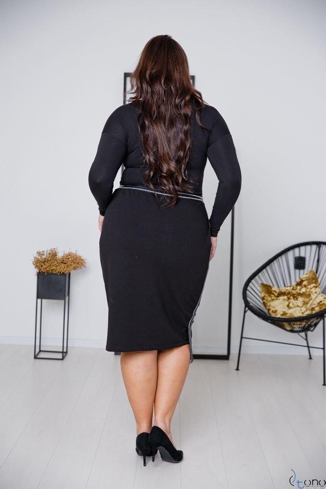 Black Skirt LAURA Plus Size