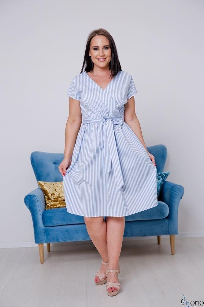 Dress CORTEZIA Plus Size Design 4