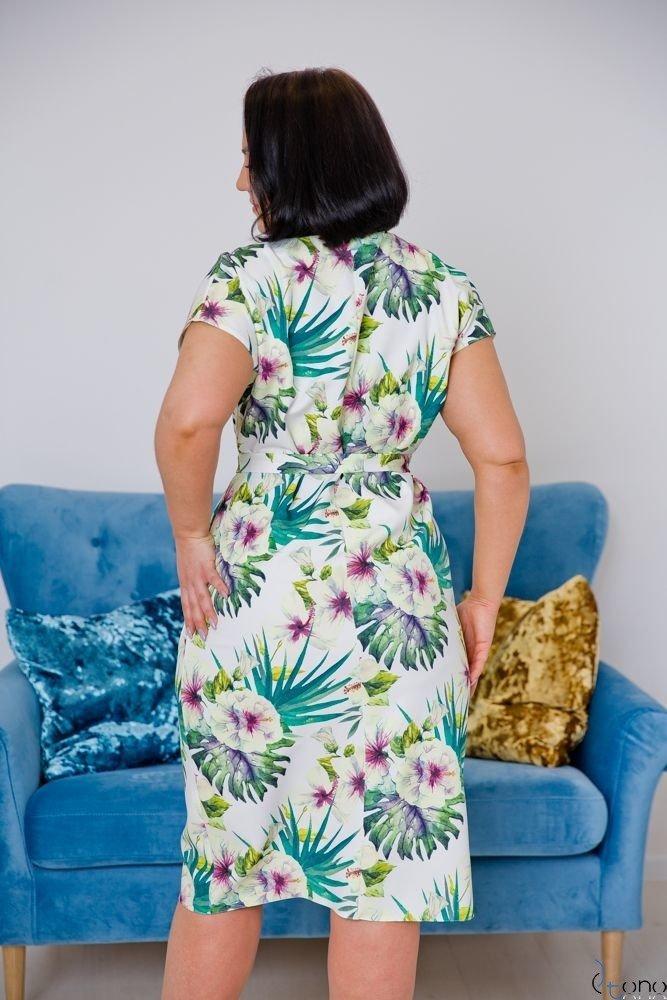 Dress VERDINA Plus Size Design 3
