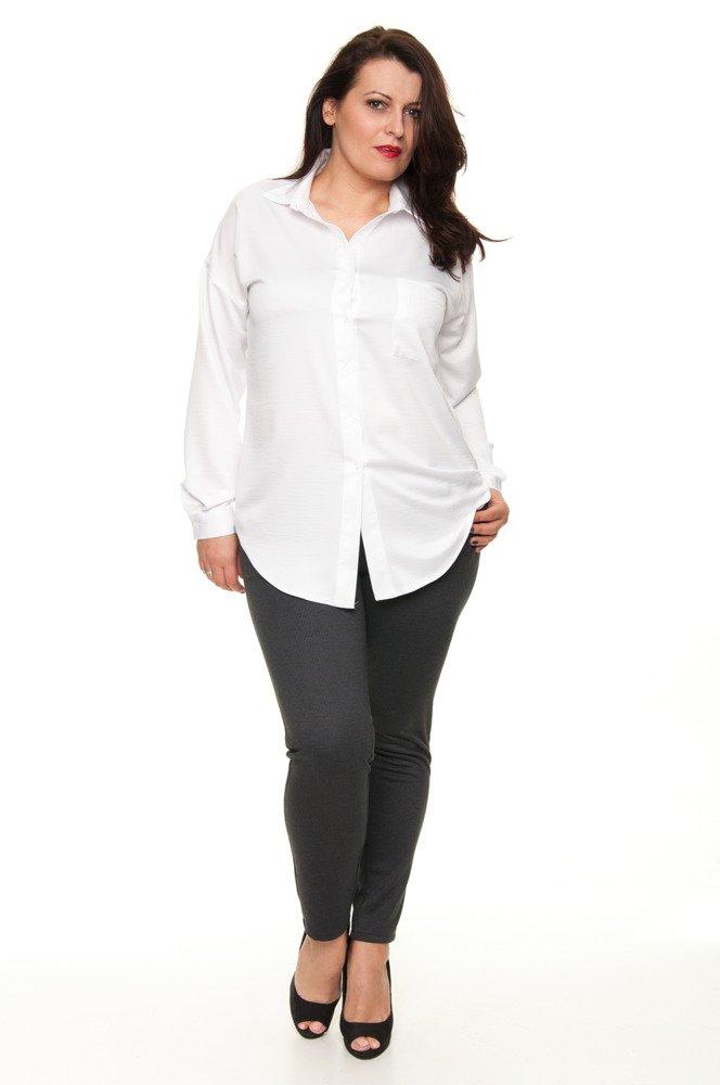 atłasowe koszule damskie