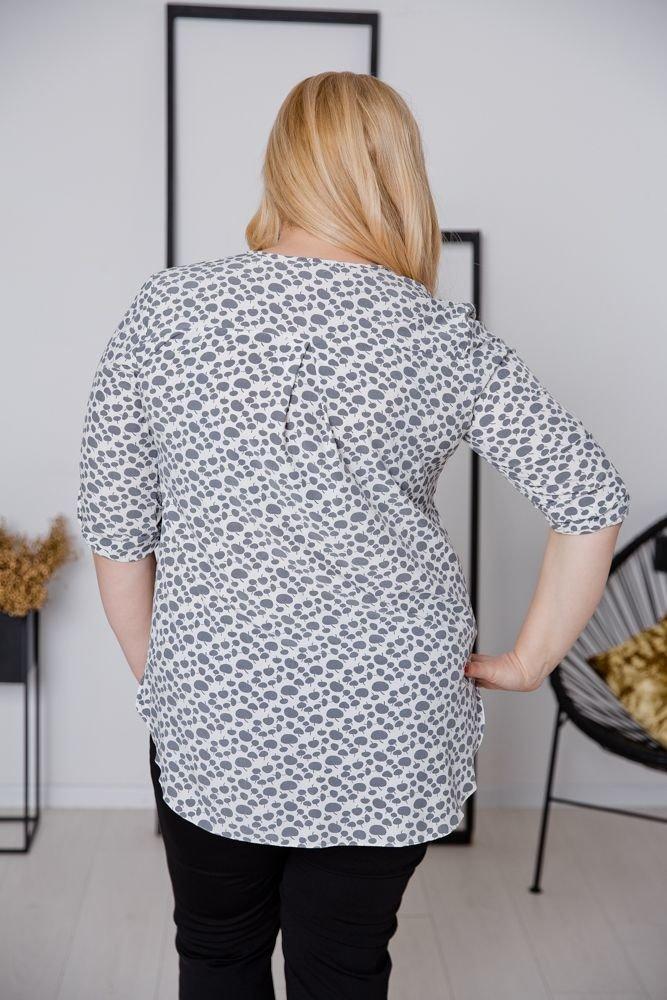 Bluzka JUSTIN Plus Size Wzór 1