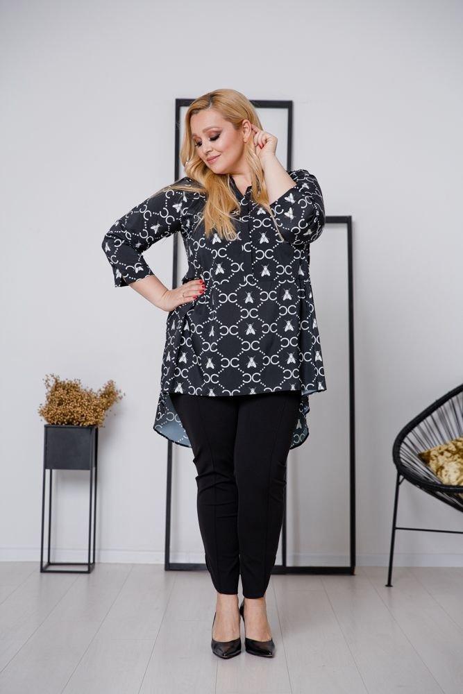 Koszula FARLA Plus Size Wzór 4