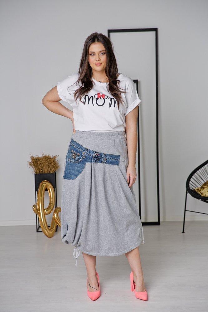 Koszulka MOM Plus Size