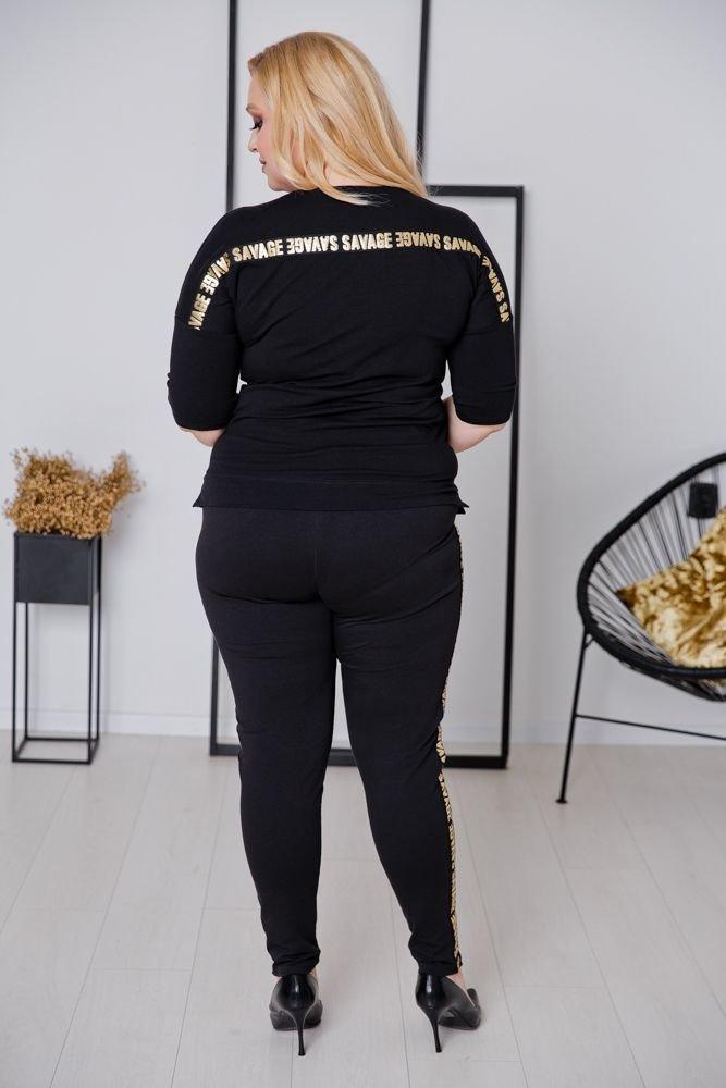 Spodnie SAVAGE Plus Size