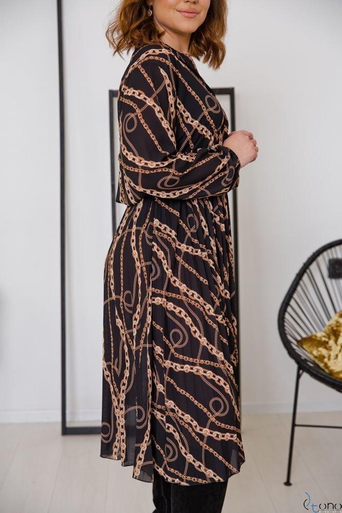 Sukienka CORRA Plus Size Wzór 2