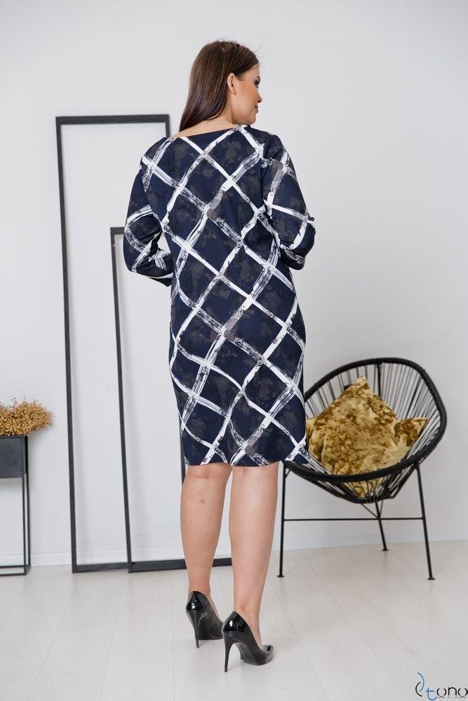 Sukienka DAFNY Plus Size Wzór 2
