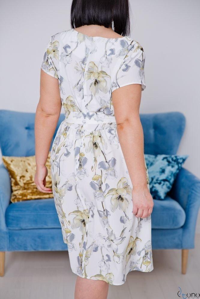 Sukienka EUFORIA Plus Size Wzór 1