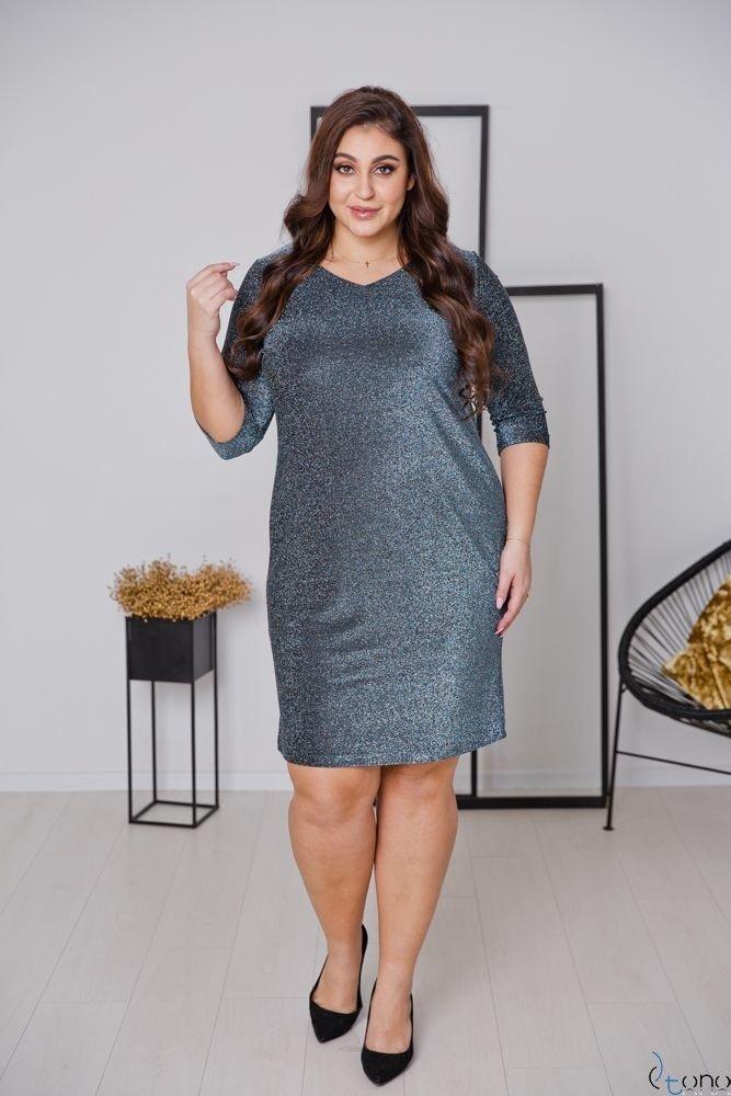 Sukienka IMPERIAL Plus Size Wzór 2