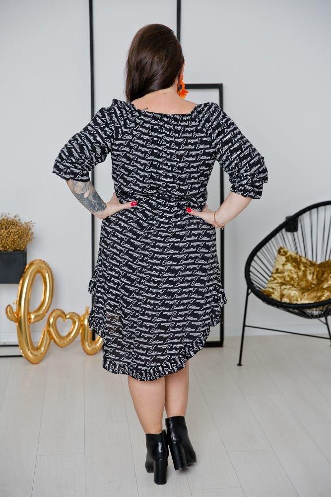 Sukienka LATICA Plus Size Wzór 2