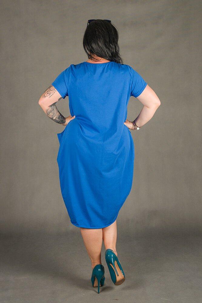 Chabrowa Sukienka GALOPPE Plus Size