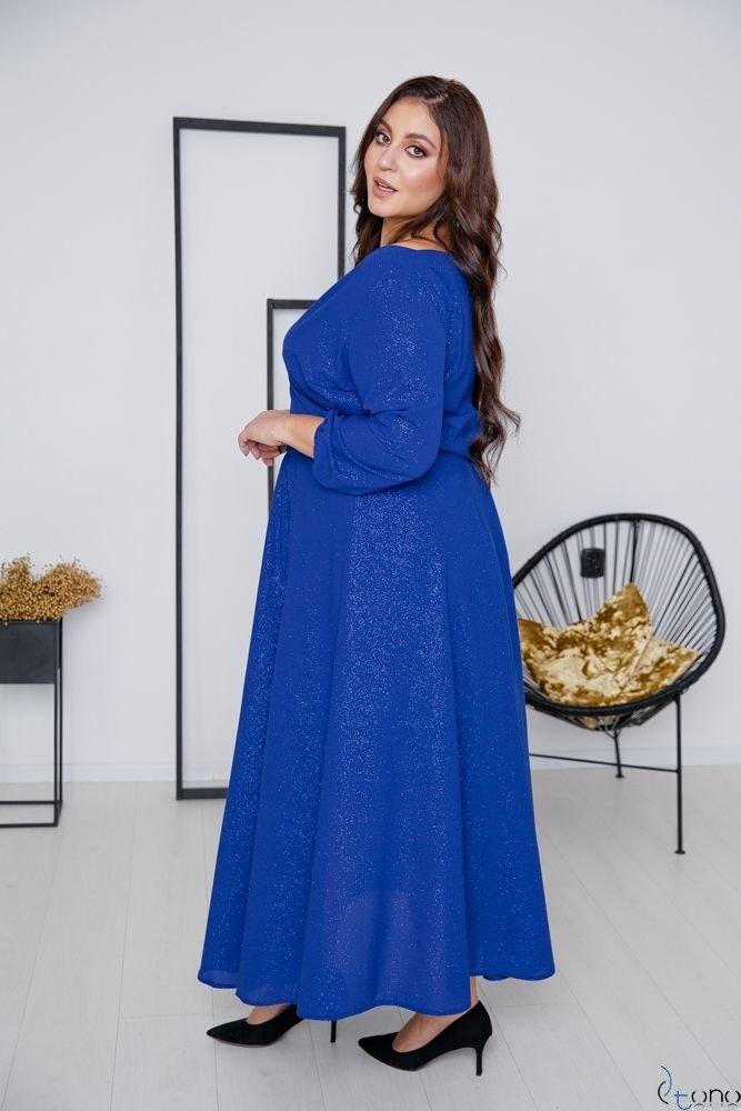 Chabrowa Sukienka LUMISSA Plus Size