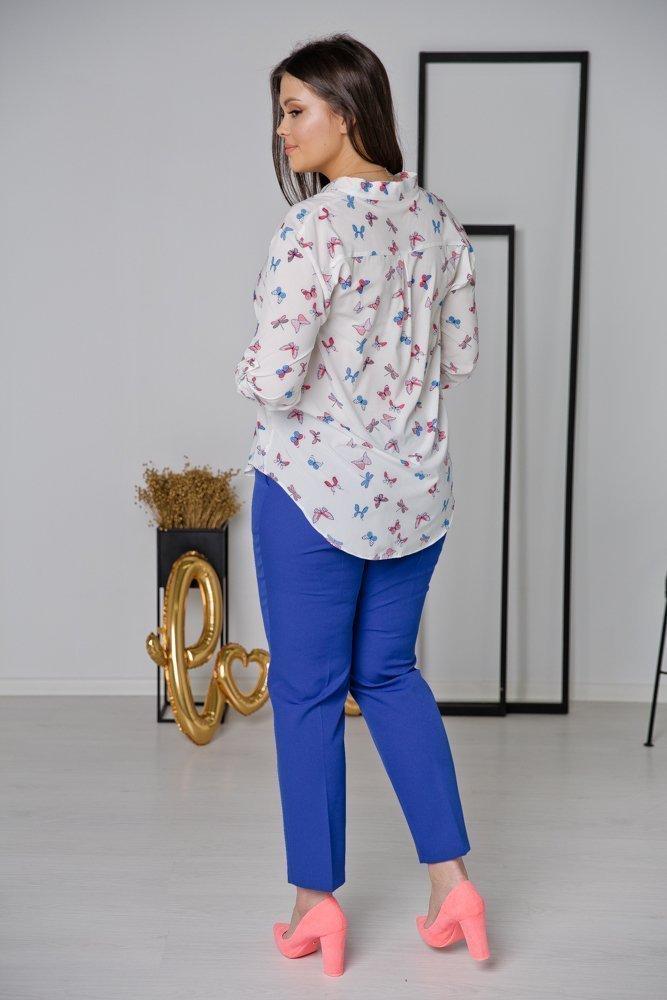 Koszula TONI Plus Size Wzór 4
