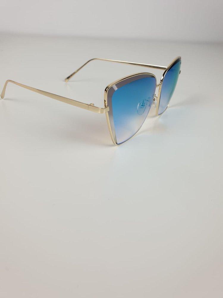 Okulary Przeciwsłoneczne z filtrem MOJITO Niebieskie
