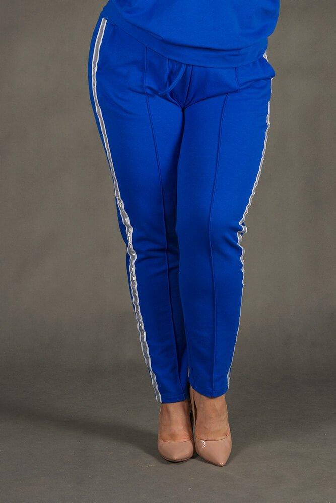 Spodnie ASTRA Dresowe Plus Size