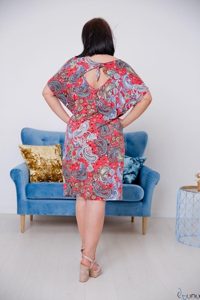 Sukienka ARCERIA Plus Size Wzór 2