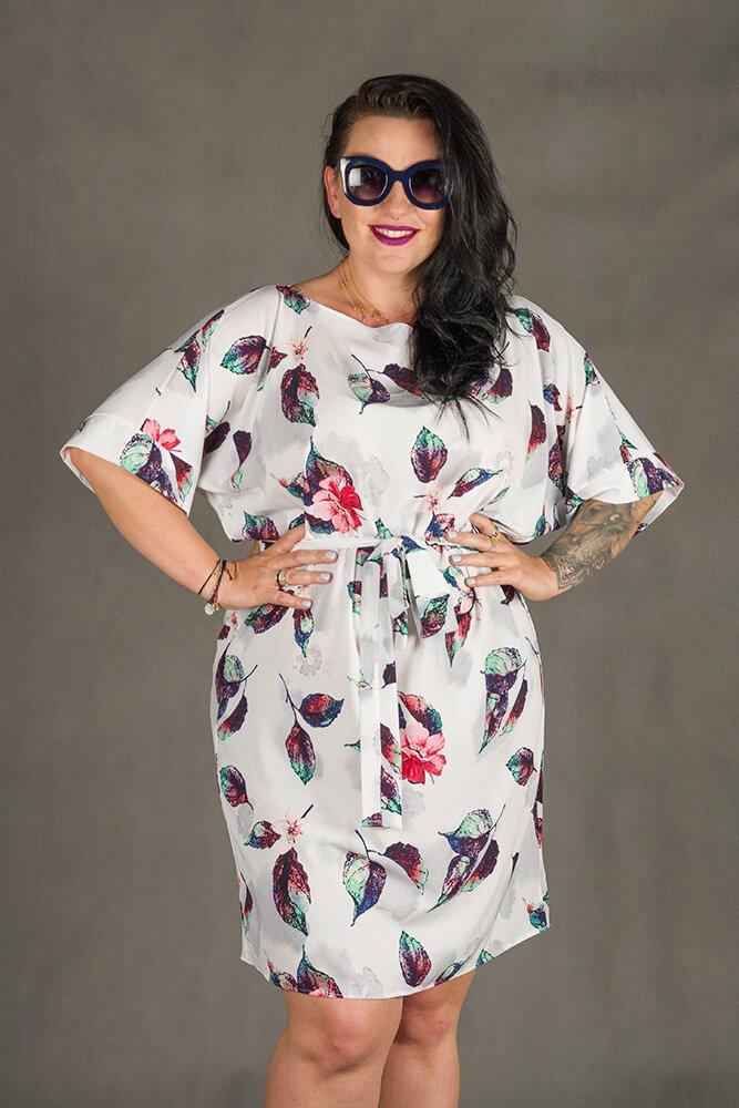 Sukienka FEDES Plus Size