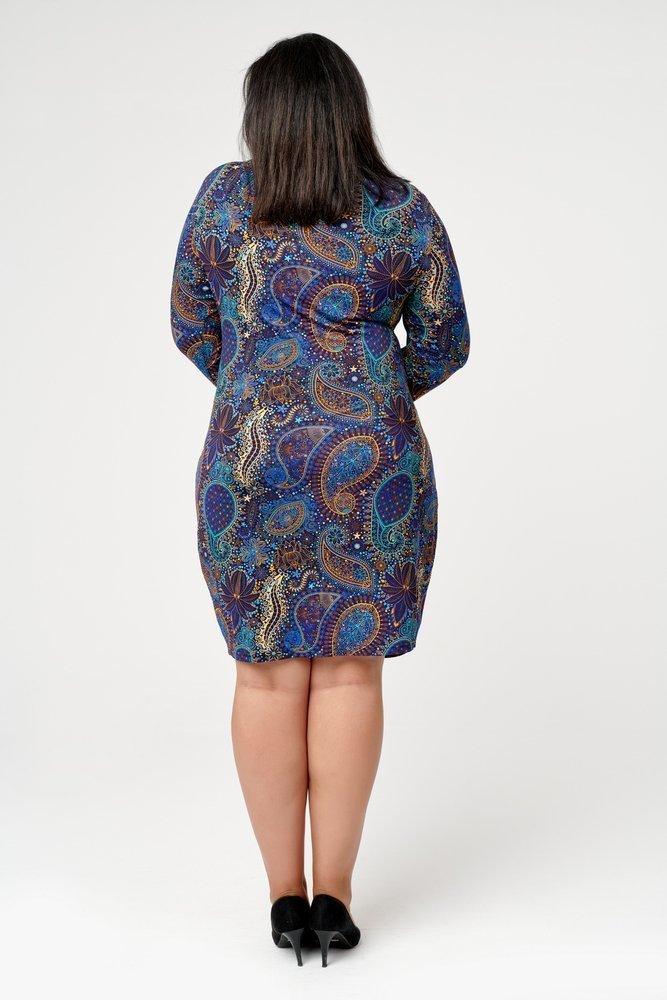 Sukienka MOKIA Plus Size Wzór 2