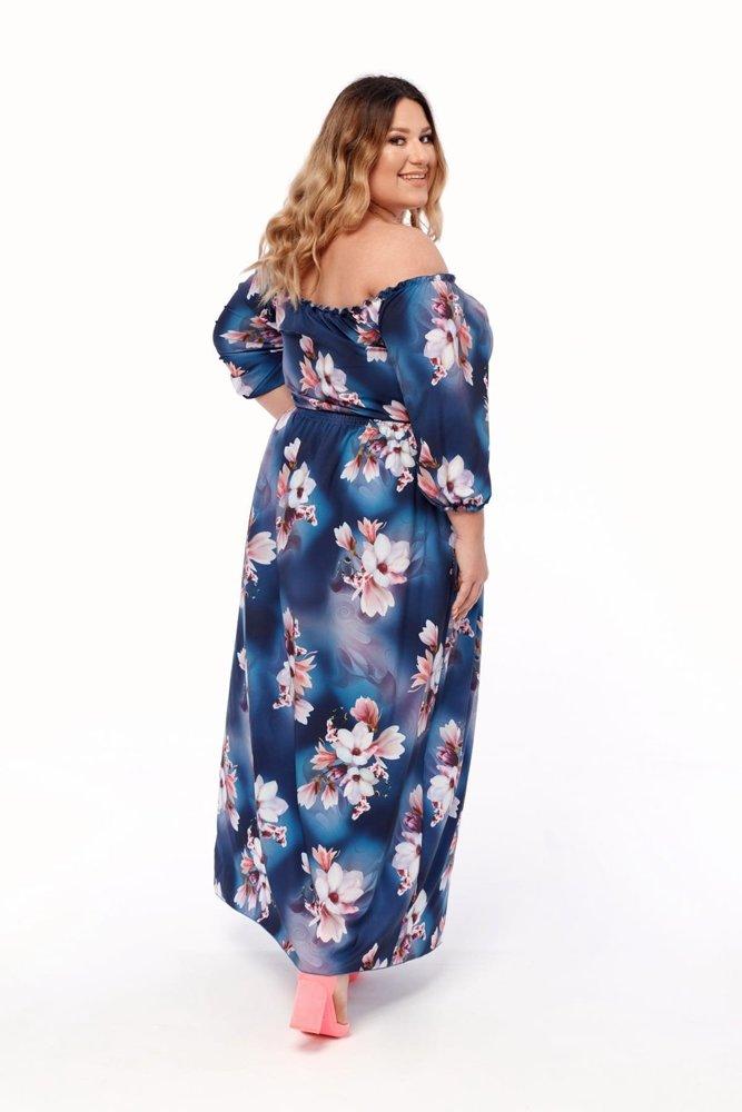 Sukienka PIRELLI Plus Size Wzór 1