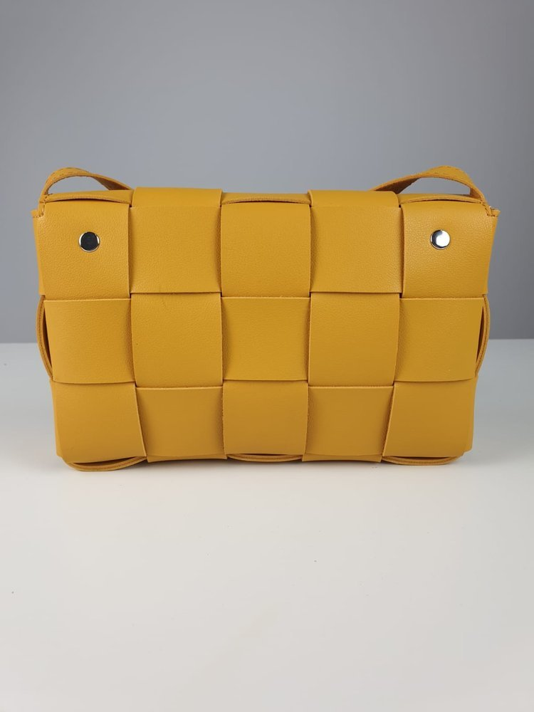 Żółta Torebka FARO